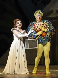 The Dallas Opera presents The Magic Flute