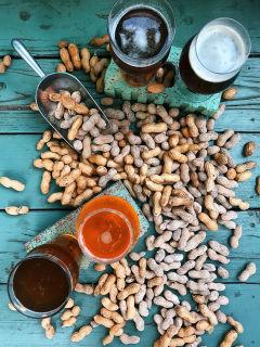 Beer and Peanut Pairing