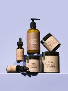 Fine Healing Goods presents Holiday Hemp Market