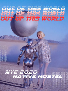 Out of this World: New Years Eve