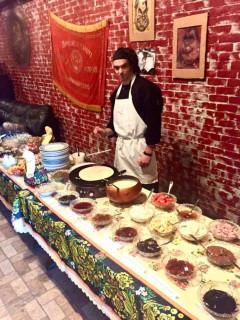 Maslenitsa-Slavic Pancake Fest