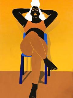 """Conduit Gallery presents Desrieé Vaniecia: """"Been on My Way"""""""