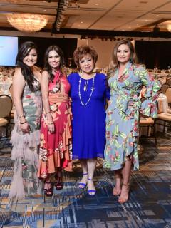 Latin Women's Initiative Fashion Show & Luncheon