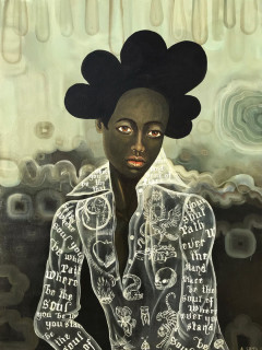 """Wally Workman Gallery presents Anne Siems: """"Be The Soul"""""""
