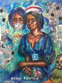 "Community Artists' Collective presents Ricardo Osmondo Francis: ""2020"""