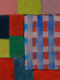 """Modern Art Museum of Fort Worth presents """"Sean Scully: The Shape of Ideas"""""""