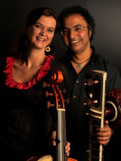 Pt. Shubhendra Rao and Saskia Rao - De Haas