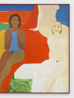 "Modern Art Museum of Fort Worth presents ""Women Painting Women"""