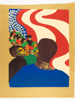 Pop Crítico/Political Pop: Expressive Figuration in the Americas, 1960s-1980s