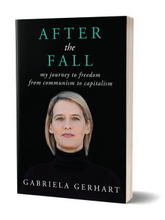 <i>After the Fall</i> - A Book Signing with Gabriela Gerhart