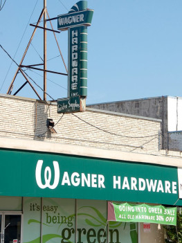 Places-Shopping-Wagner Hardware/New Living