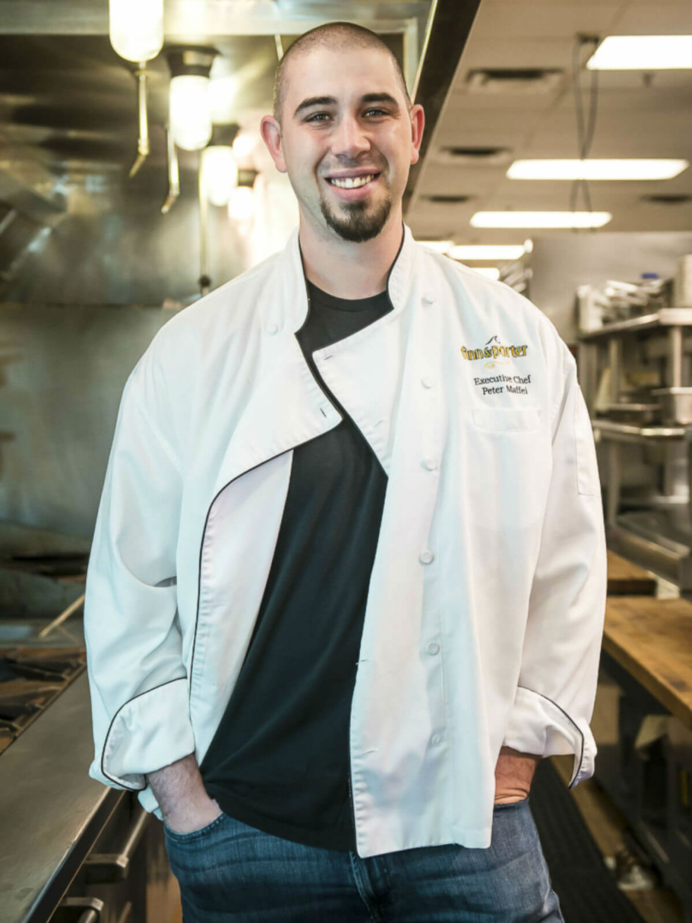 Chef Peter Maffei