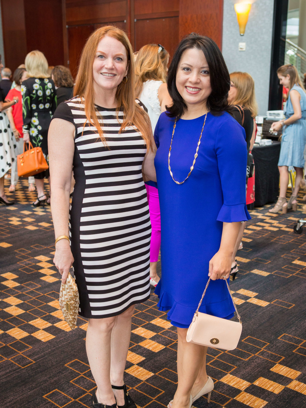 Women's Hospital Labor Day lunch, 8/16, Dr. Kathy Sander, Dr. Nicole Tran