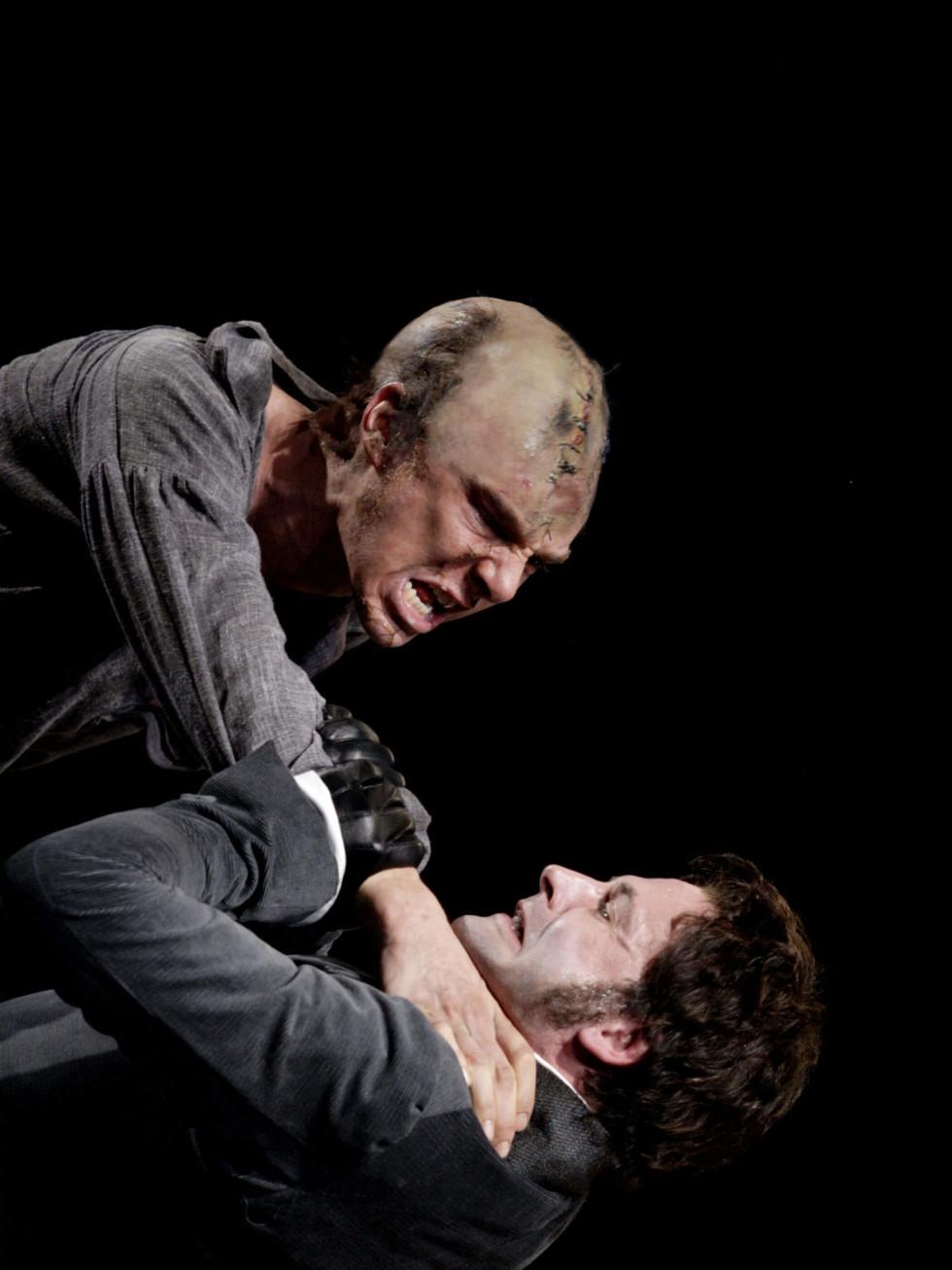 National Theatre Live presents Frankenstein