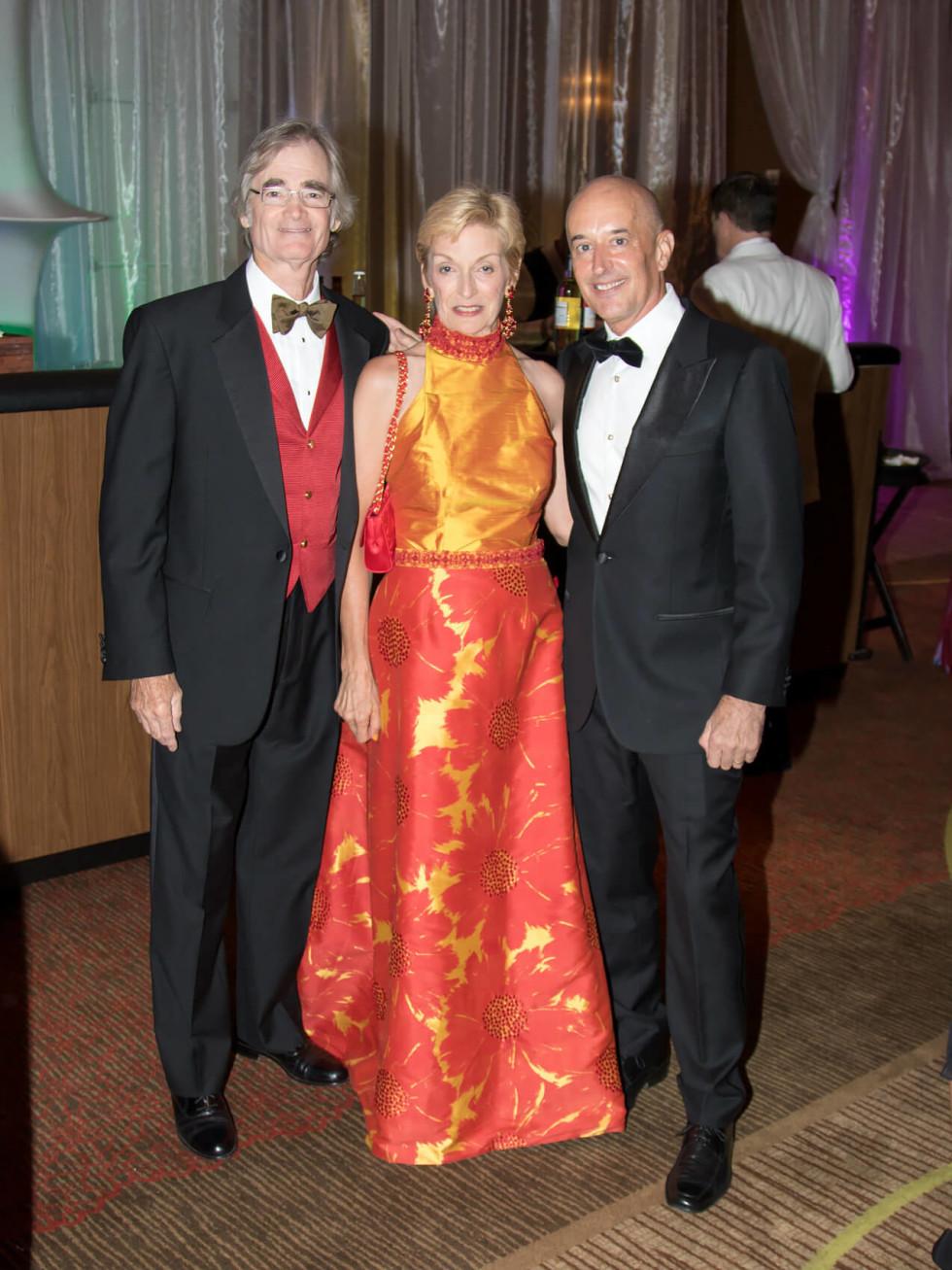 Steve Turman, Maggie McQuown, Steven Rayl