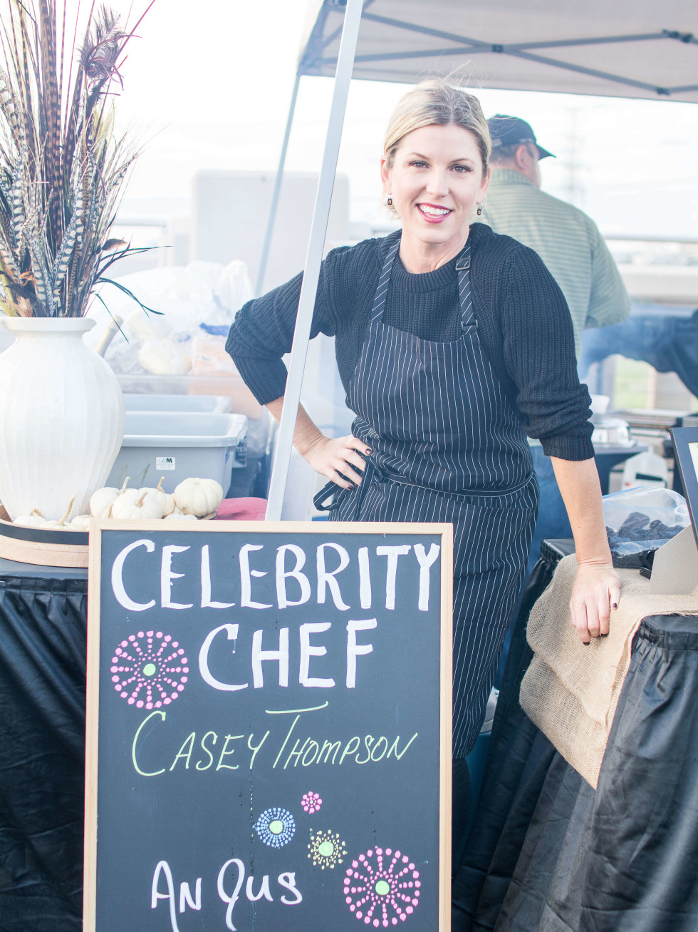 Chef Casey Thompson