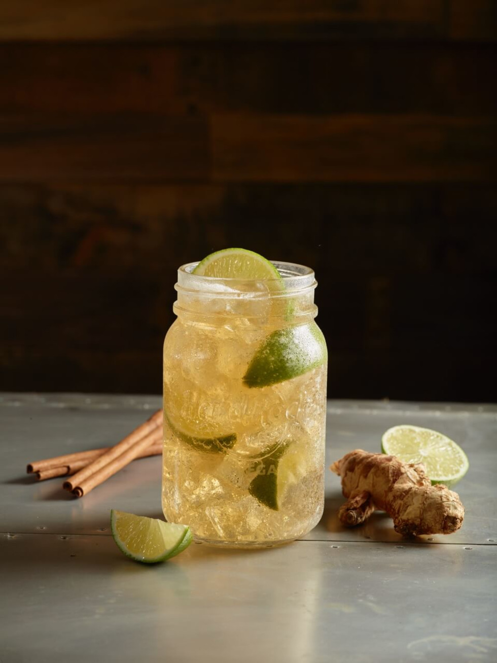 Spiced cinnamon mule at Hard Rock Cafe