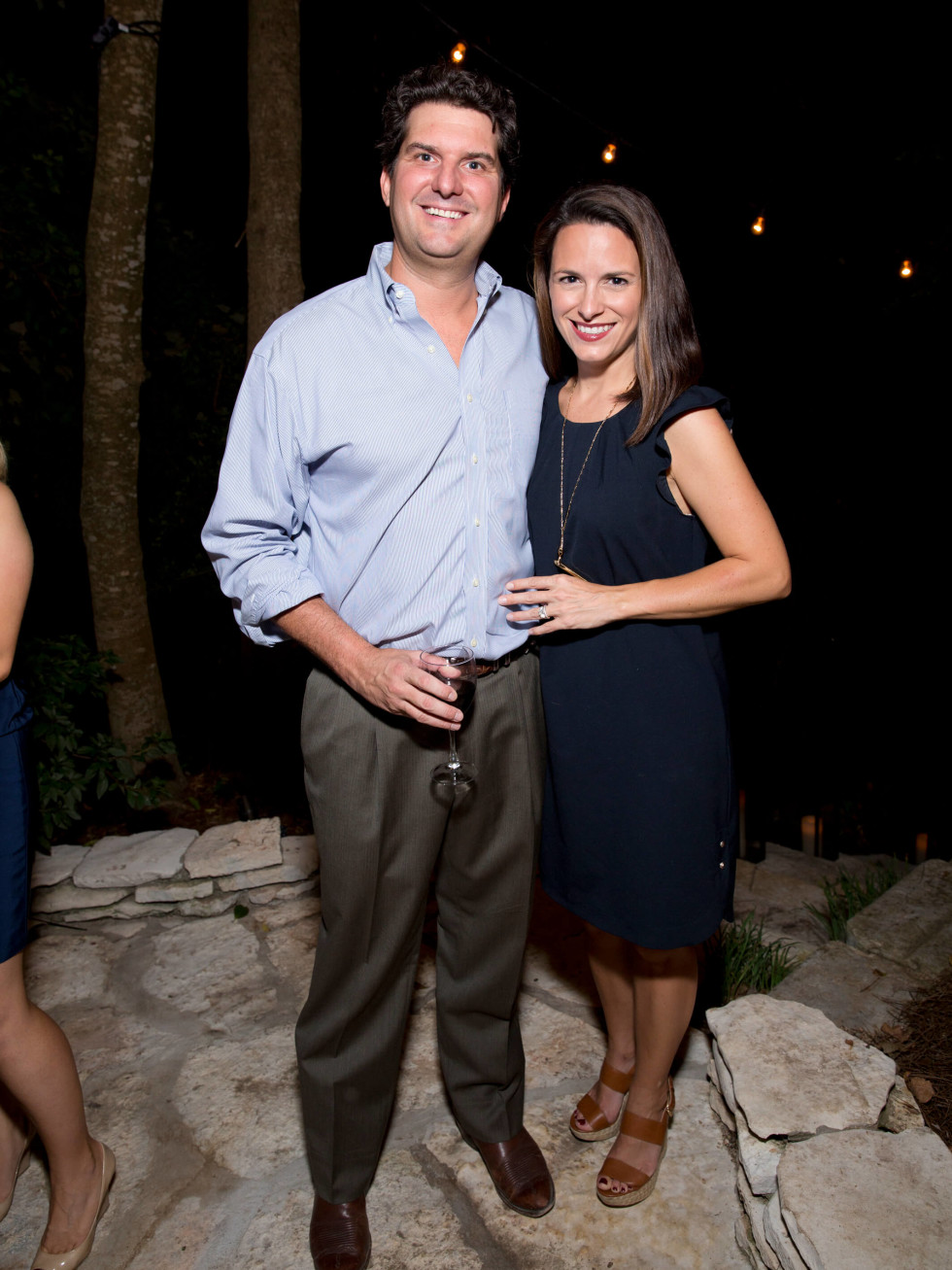 Houston, Bayou Preservation Association 50th anniversary gala, Oct. 2016, Peto Meyer, Jessica Meyer