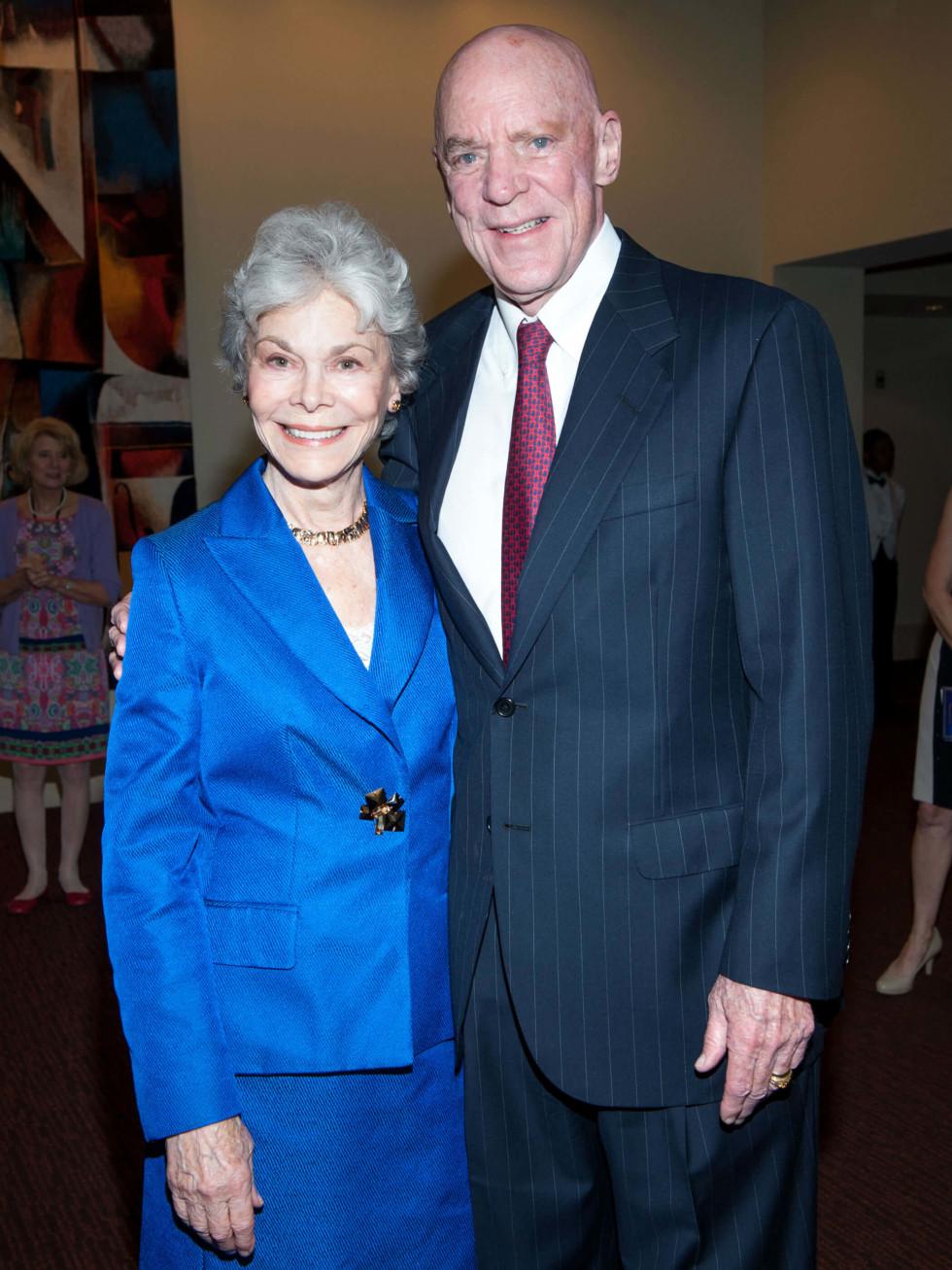 Janice and Robert C. McNair