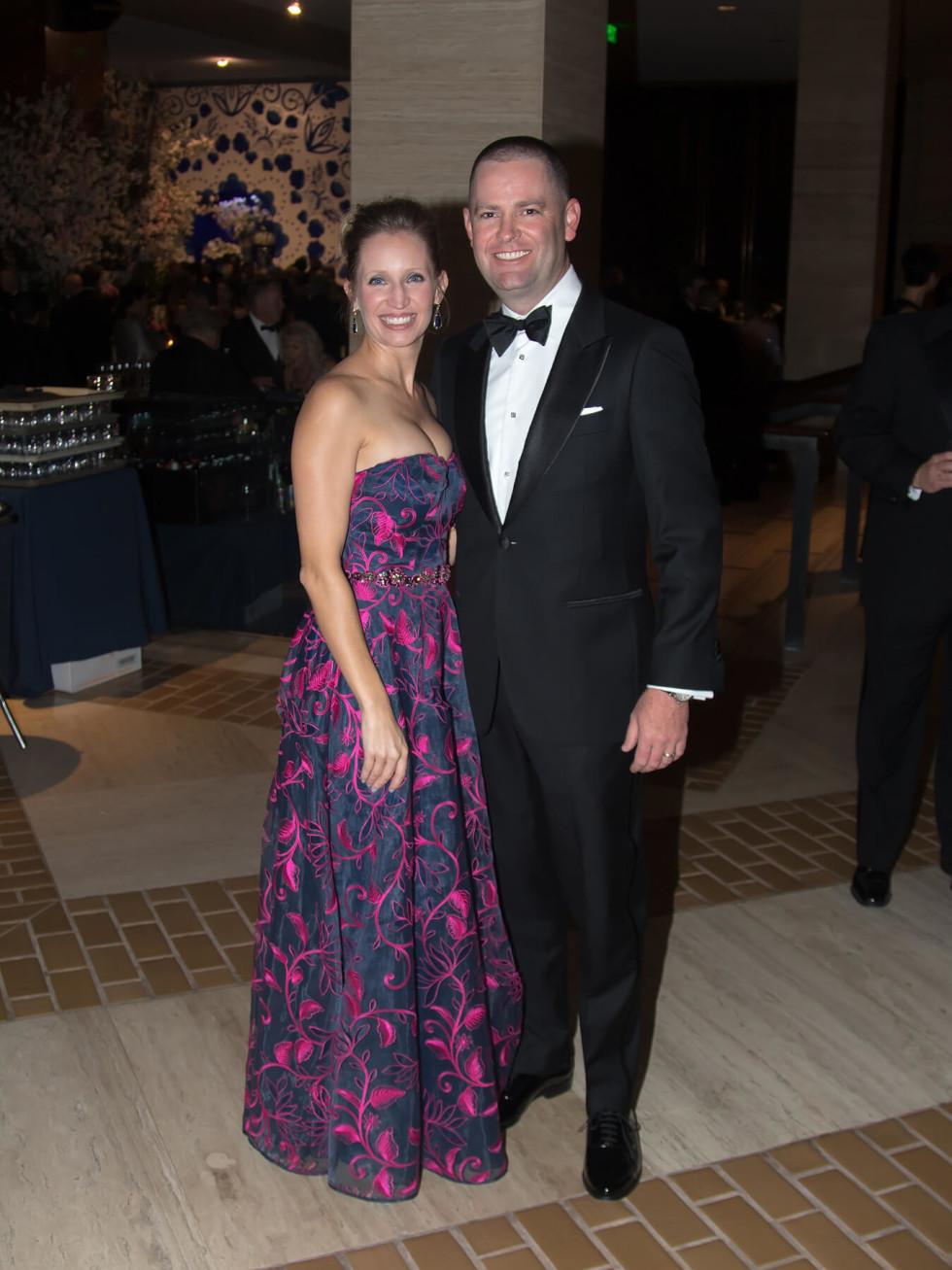 Kimberly Ricks (Marquesa) Thomas Ricks (Hugo Boss)