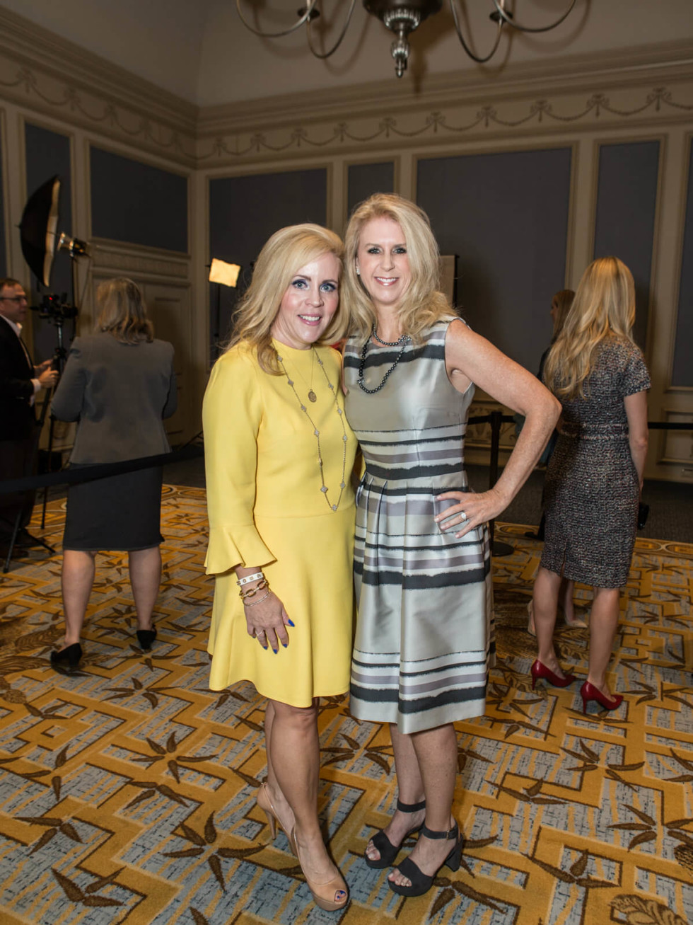 Leigh Anne Haugh and Heather Hicks