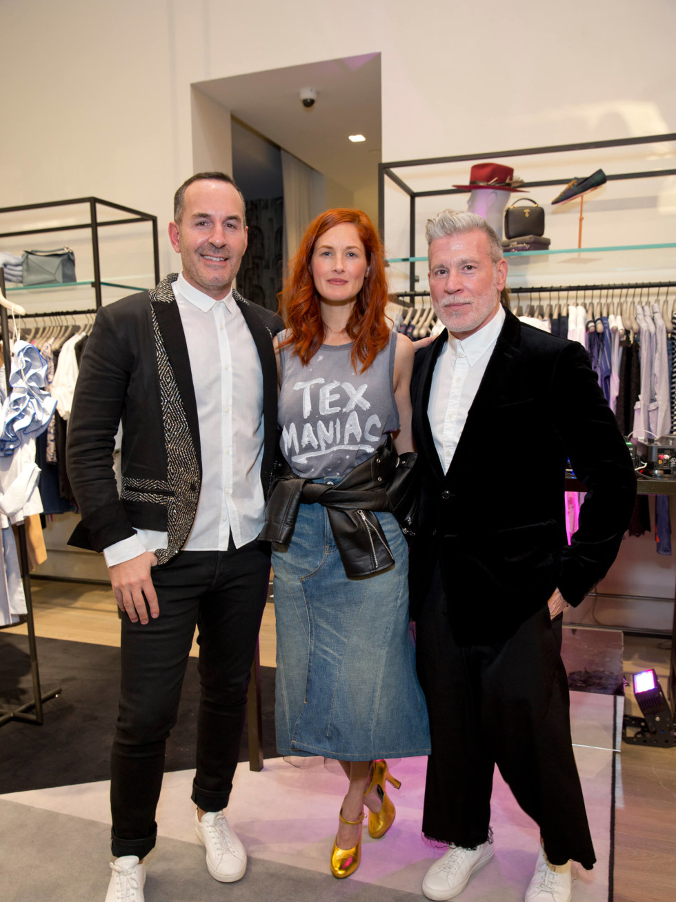 Forty Five Ten Houston River Oaks District, Brian Bolke, Taylor Tomasi Hill, Nick Wooster,