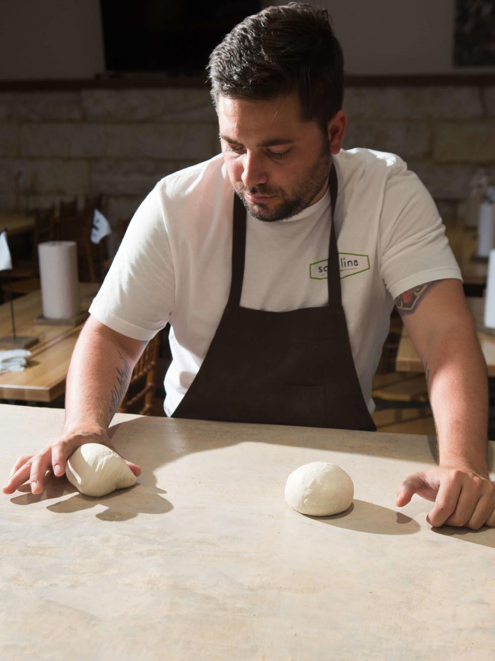 Chef Paul Brick Apis Restaurant and Apiary Pizzeria Sorellina