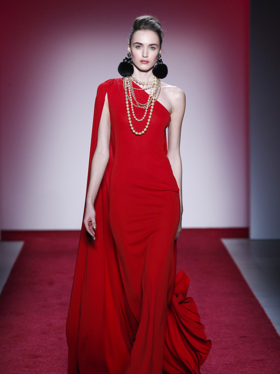 Naeem Khan fall 2017 collection look 27