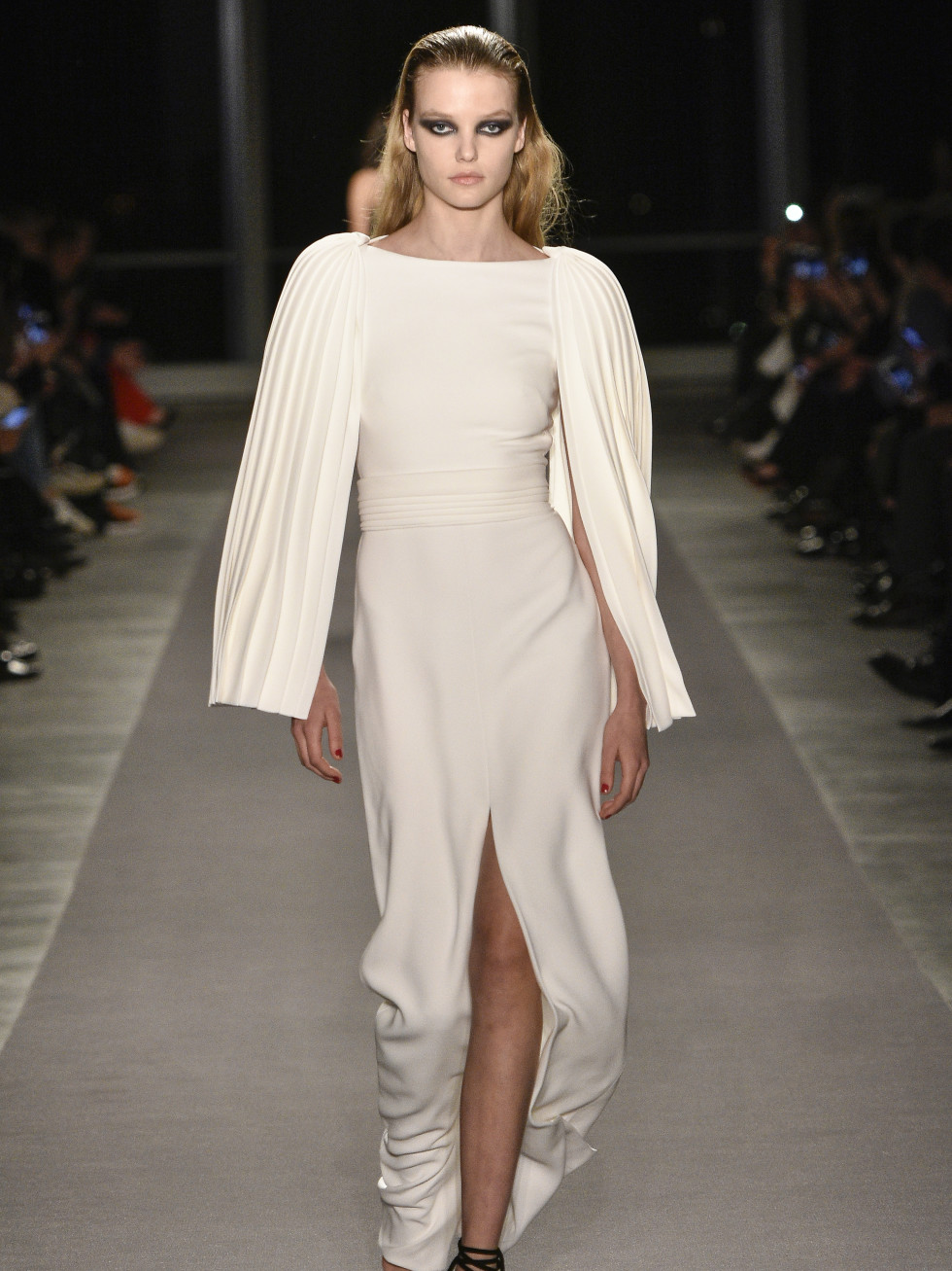 Brandon Maxwell fall 2017 collection Look 17