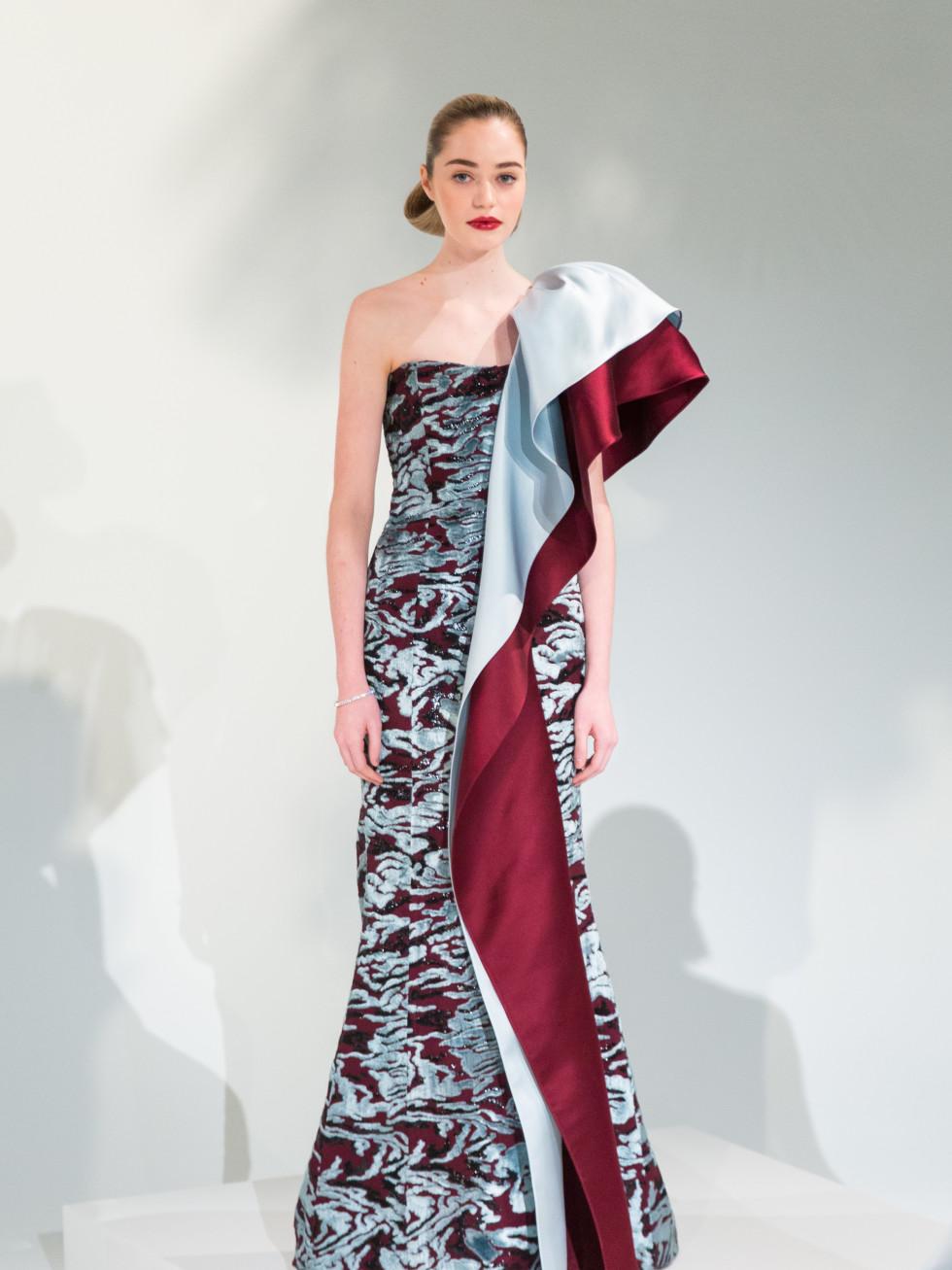 Elizabeth Kennedy fall 207 collection