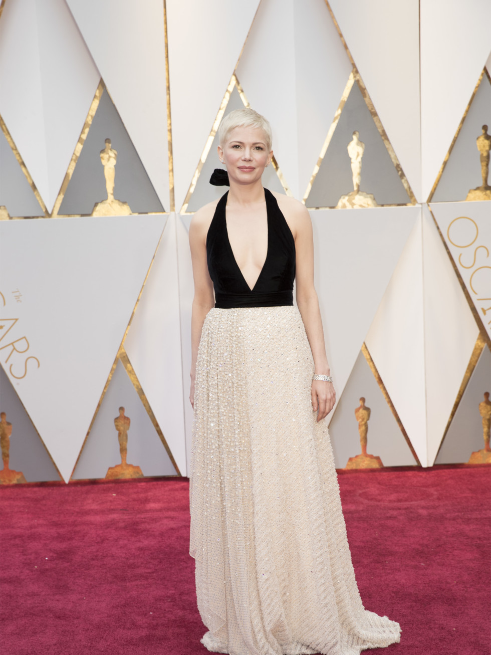 Michelle Williams at Oscars 2017