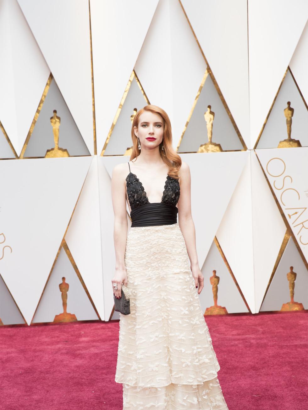 Emma Roberts at Oscars 2017