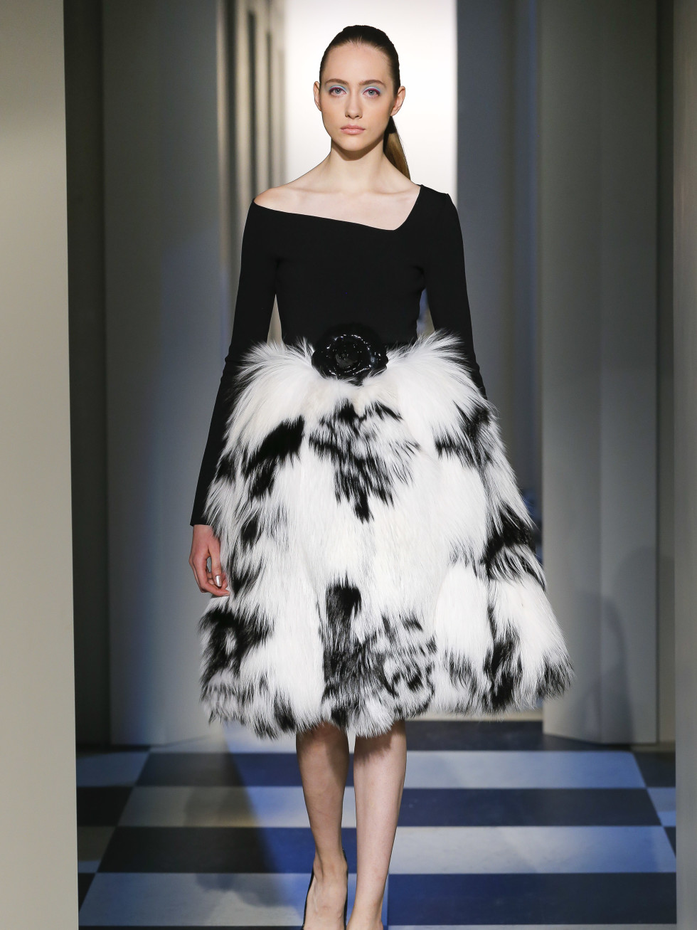 Oscar de la Renta fall 2017 look 37