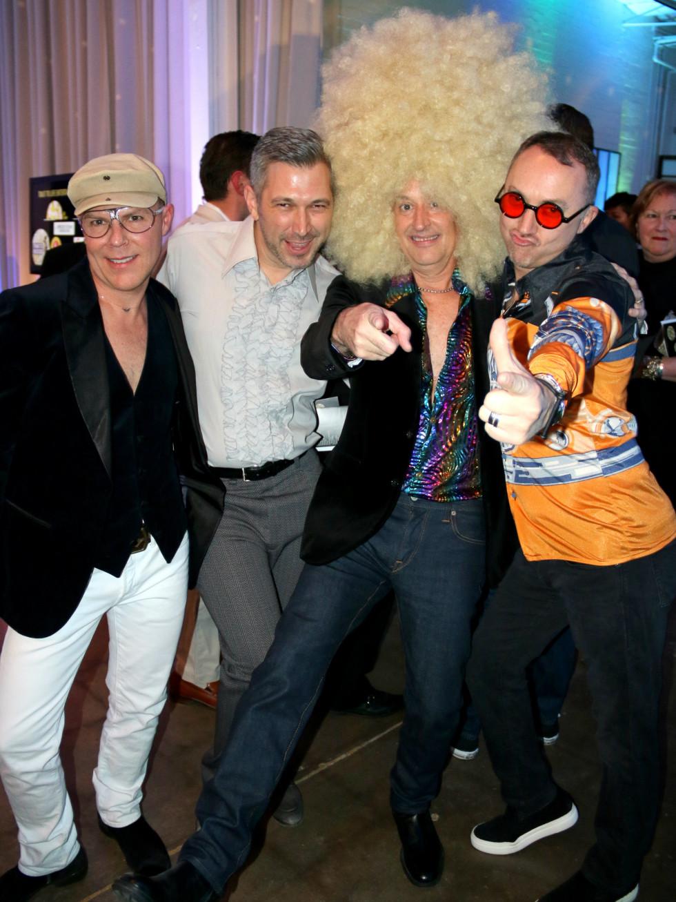 Scot Presley, Steve Rayl, Jim Dimrino, John Hodge