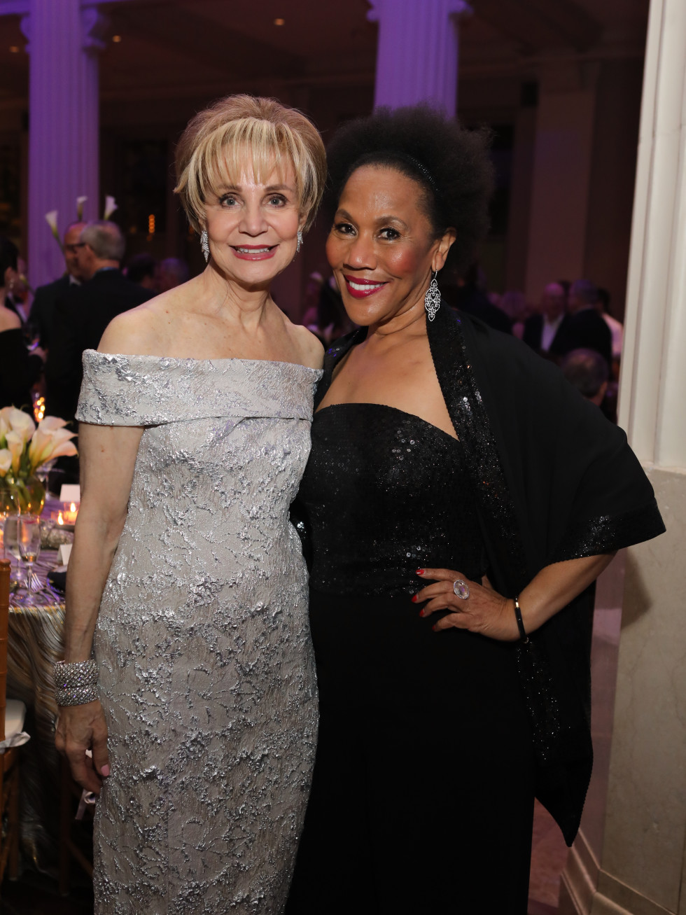 Leisa Holland Nelson, Myrtle Jones at Stages Gala 2017