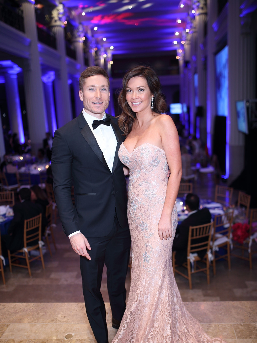 Shaun Lynch, Jentry Kelly at Denali Gala