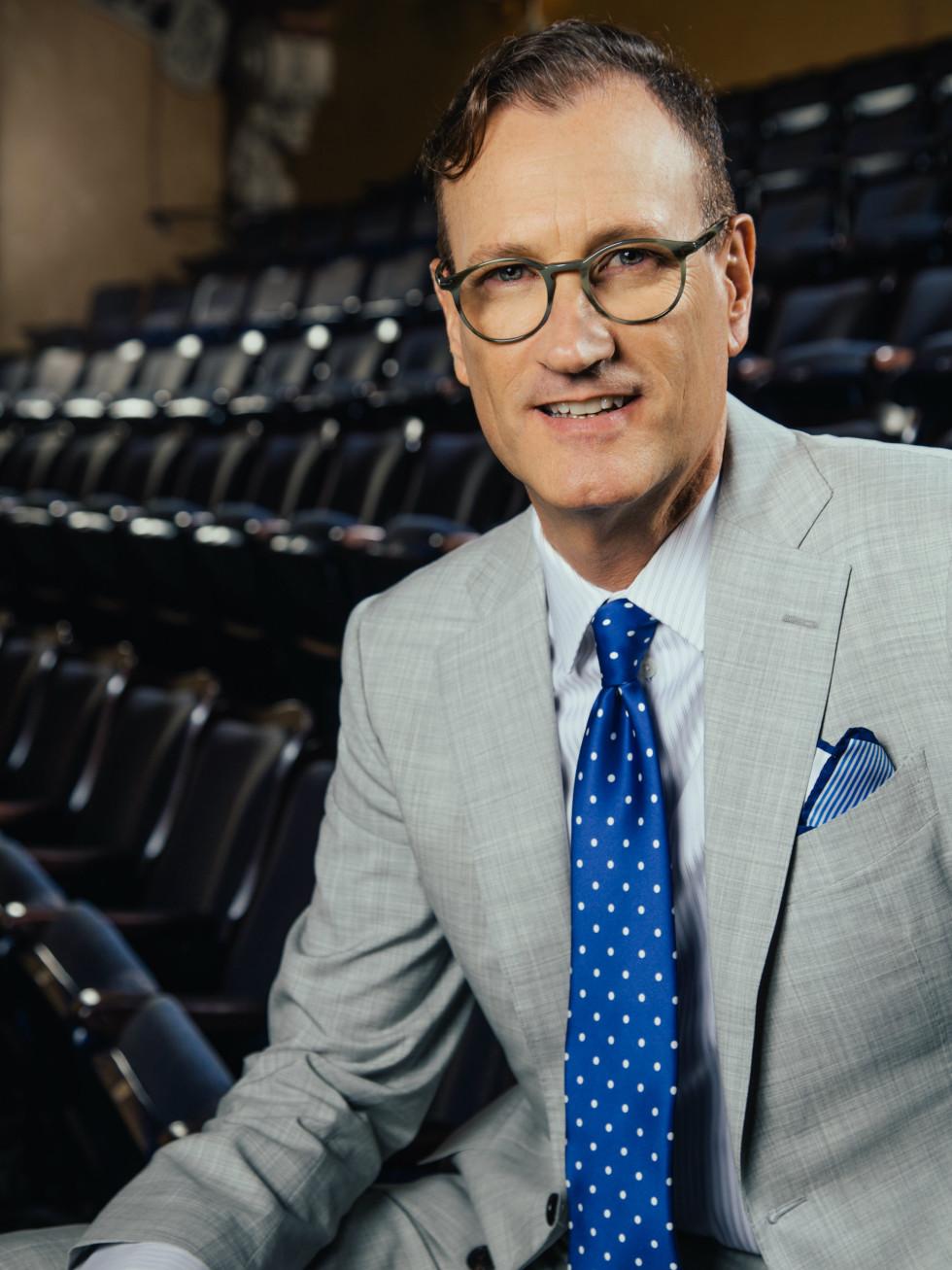 Dallas Summer Musicals president Kenneth T. Novice