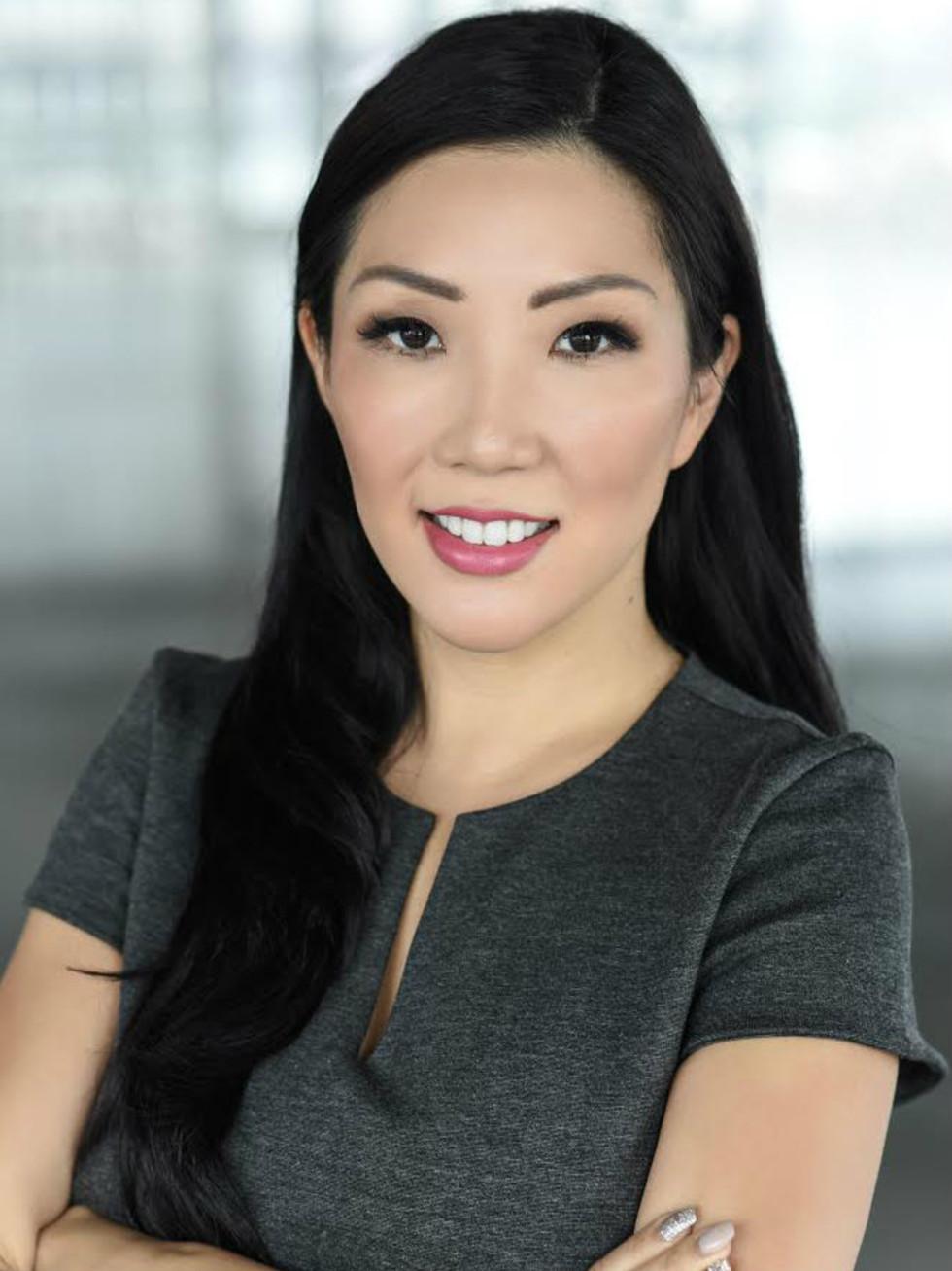 Houston real estate agent Julia Wang
