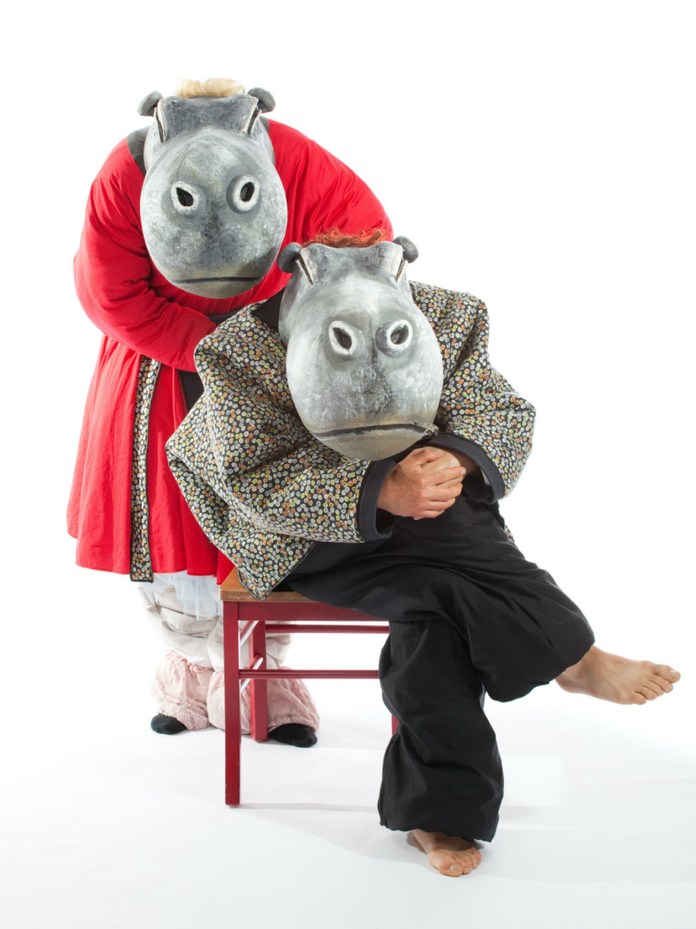 Imago Theatre presents ZooZoo