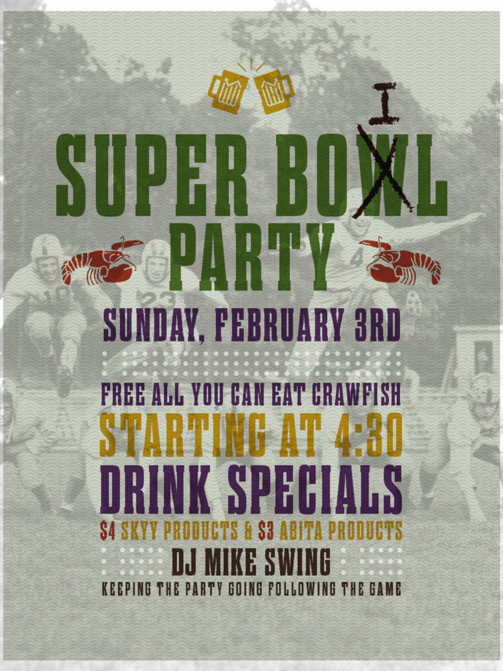 Austin photo: Events_Super Bowl Parties_Brew Exchange Super Boil_Jan 2013_flyer