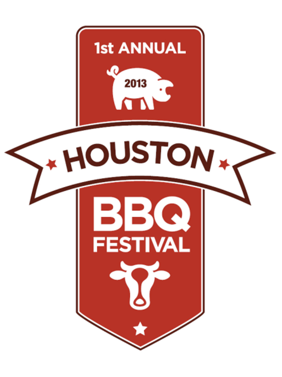 Houston Barbecue Festival, logo