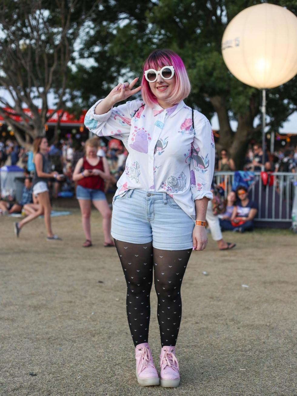 ACL Festival Weekend 2 Festival Style Ashley Barton