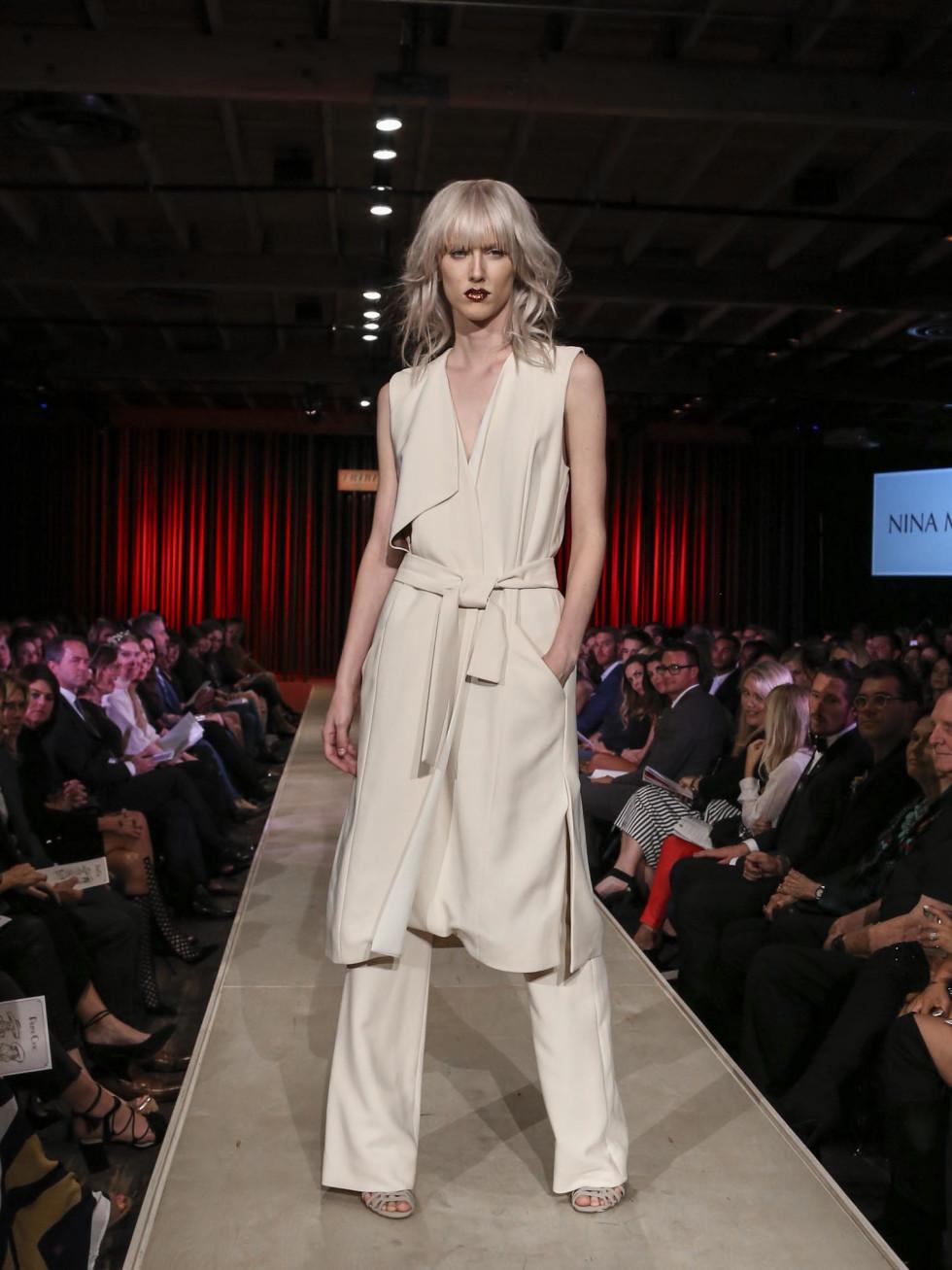 TRIBEZA Style Week Fashion Show 2016 at Brazos Hall Nina Means
