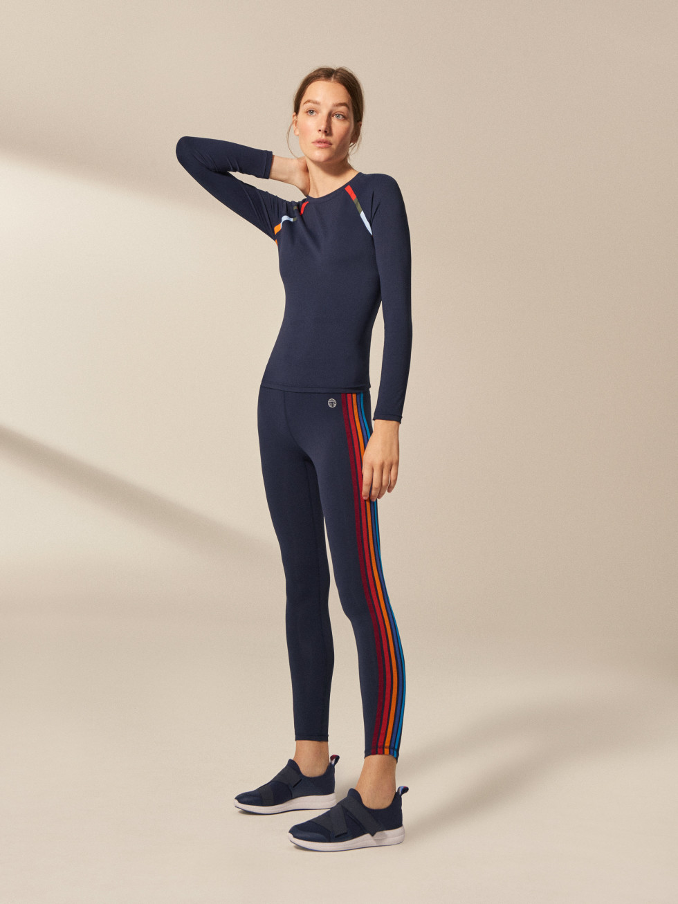 Tory Sport running outfit