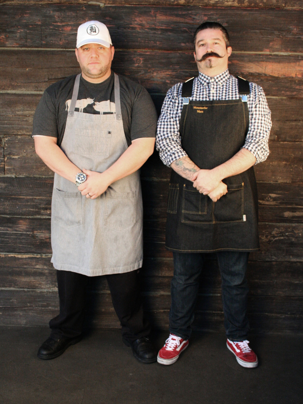 Bosscat Kitchen Matt Sharp Peter Petro