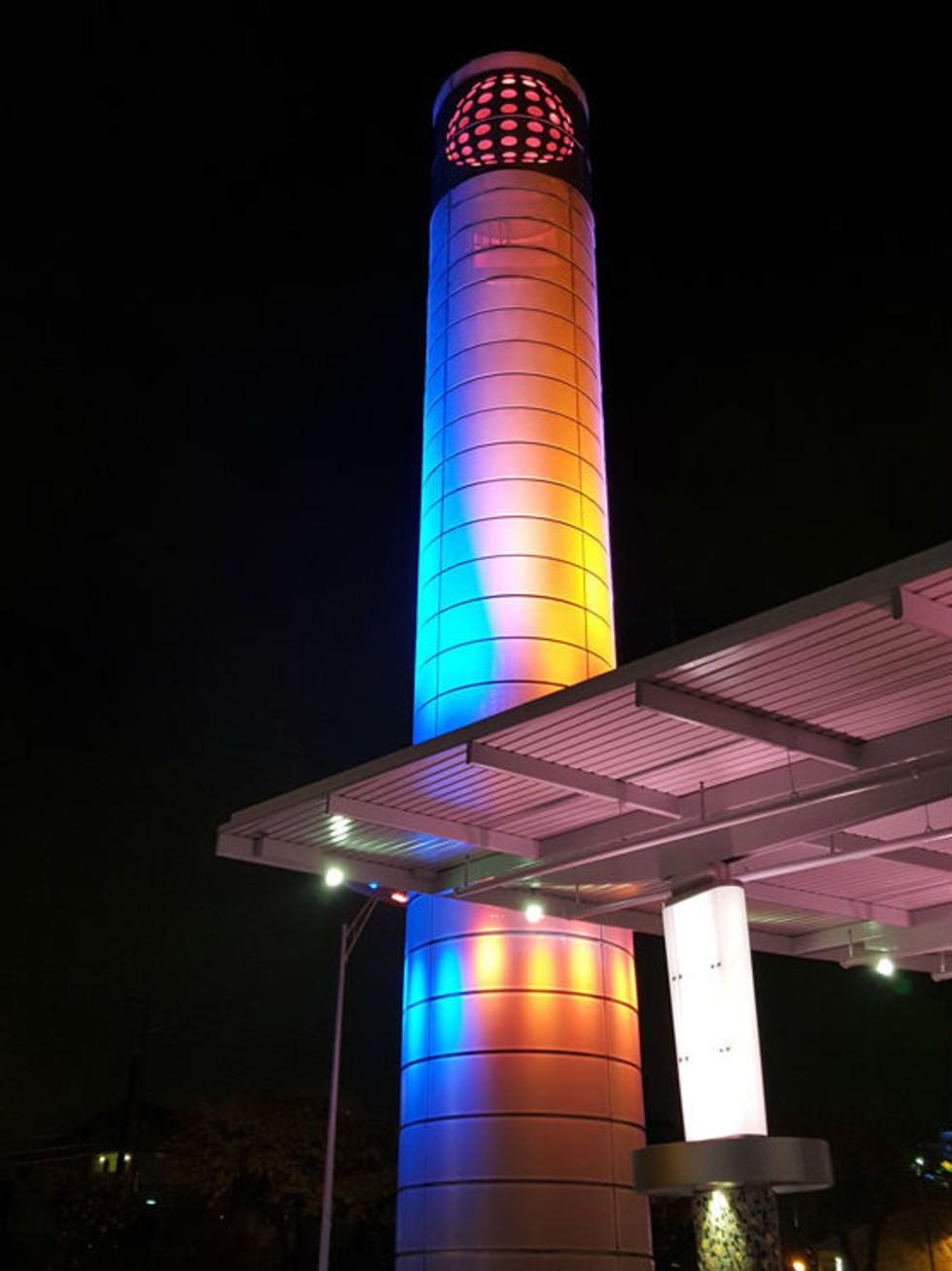 Chroma Tower San Antonio