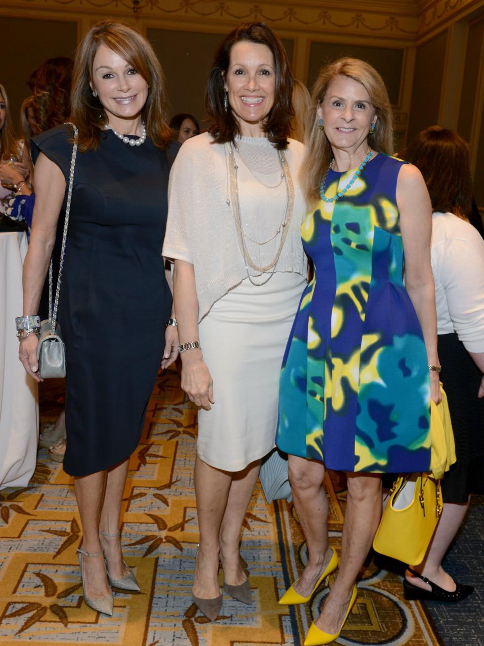 Claire Emanuelson, Pam Perella, Caren Kline