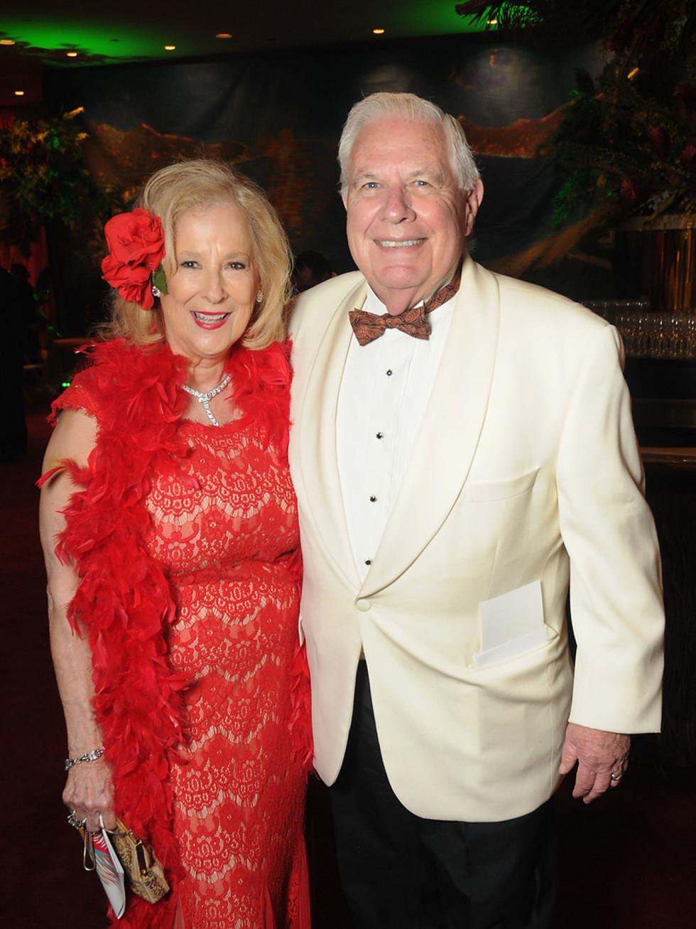 Symphony Ball 5/16, Mary Ann McKeithan, David McKeithan