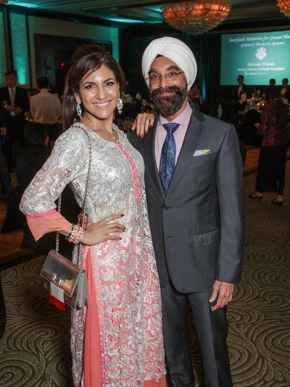 tapestry gala, May 2016, Jasmeeta Singh, Bobby Singh