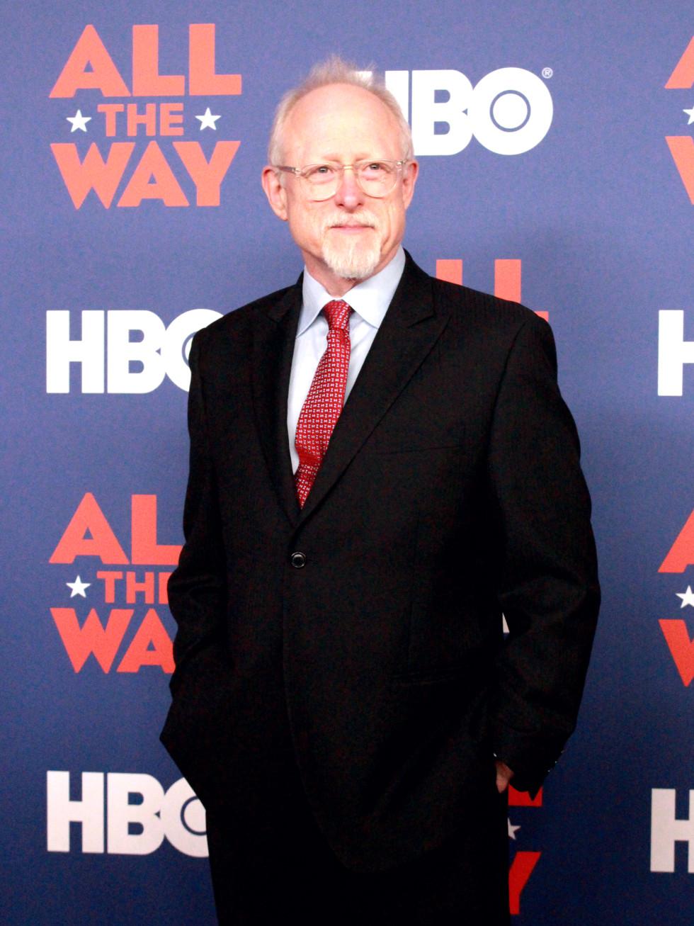 Austin premiere HBO film All the Way LBJ red carpet Robert Schenkkan
